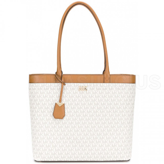 SHOPPING GRANDE TOT MADDIE IN PELLE SAFFIANO 30T8GN2T3B150 MICHAEL KORS