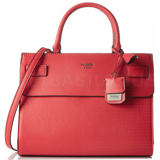 BORSA A MANO CATE LG621606RED GUESS