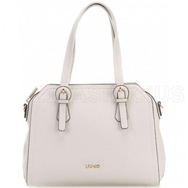 SHOPPING BAG LEGGERA N19216E003330000 LIU JO