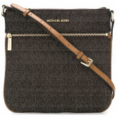 TRACOLLA MEDIA JET SET TRAVEL IN PELLE SAFFIANO 32S7GBFC2V200 MICHAEL KORS