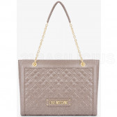 SHOPPING BAG JC4010PP1BLA0001 LOVE MOSCHINO