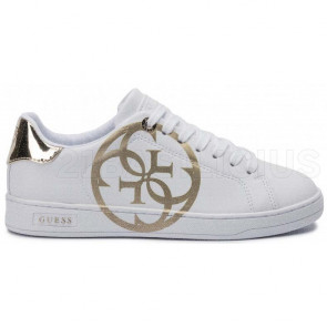 SNEAKERS CAMBRY FL7CAMELE12WHITE GUESS