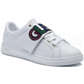 SNEAKERS CHEX BANDA FL7CHEELE12WHITE GUESS