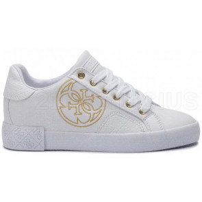 SNEAKERS PICE FL7PICELE12WHITE GUESS