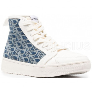 SNEAKERS LIQUIRIZIA HIGH TOP 2 1H20USY737L6U PINKO