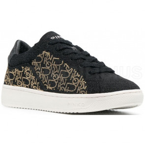 SNEAKERS LIQUIRIZIA LOW TOP 4 1H20UUY73BZH2 PINKO