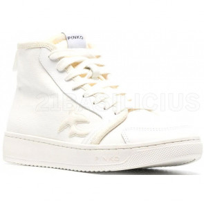 SNEAKERS LIQUIRIZIA HIGH TOP 4 1H20V5Y739Z14 PINKO