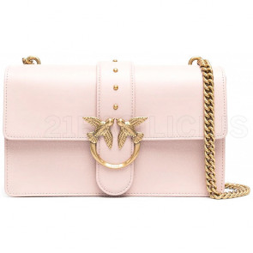 LOVE CLASSIC ICON SIMPLY BAG 1P2281Y6XTO81 PINKO