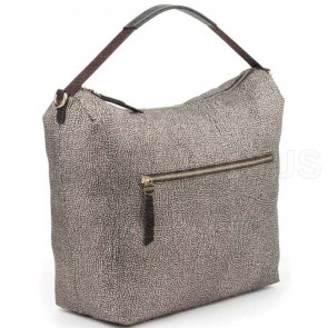 HOBO BAG C/TASCA MEDIA 934236296C45 BORBONESE