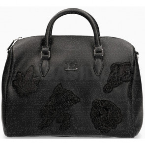 BAULETTO MEDIO BOWLING NEW CLAIRE PLAIN 12400580293 ERMANNO SCERVINO