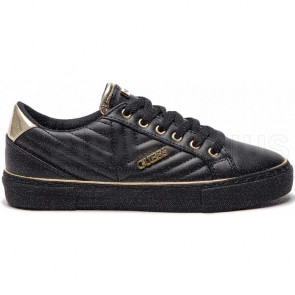 SNEAKERS TRAPUNTATE GROOVIE FL5GRVELE12NERO GUESS