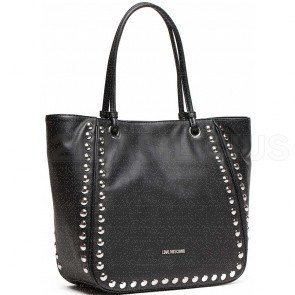 SHOPPING BAG CALF JC4257PP03KG0000 LOVE MOSCHINO